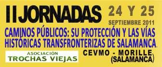 II Jornadas de protección de los caminos públicos en Morille
