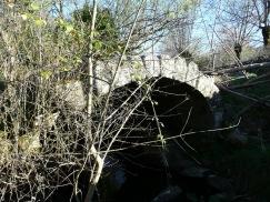Puente medieval de la Media Legua