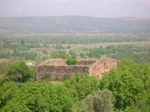 Fortín romano de la Calzada de Béjar