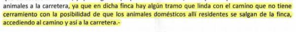 Contestación Ayuntamiento de Béjar