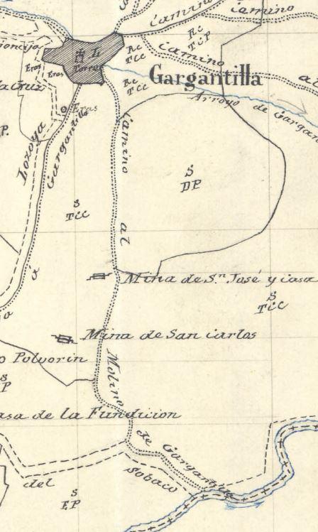Camino del Molino de la Horcajada