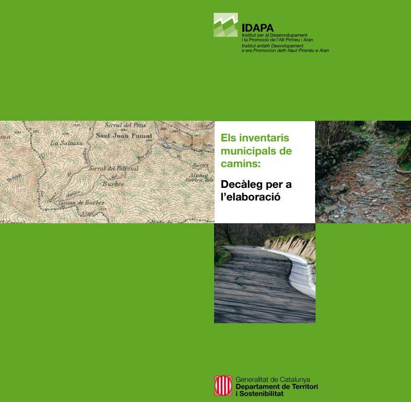 Los inventarios municipales de caminos: Decálogo para la elaboración